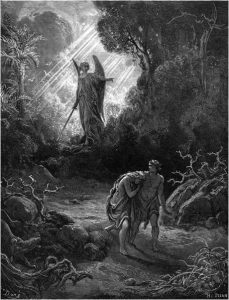 Gustave Dore - Banishment of Adam and Eve