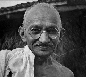 Mahatma Gandhi crop