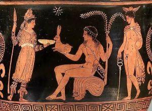 Bendis-Artemis - Apollo - Hermes
