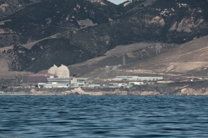 The Diablo nuclear power plant in Avila, CA.