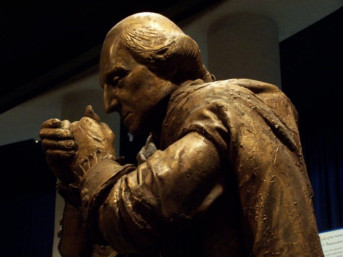 George Washington's prophetic warning against political ...  |George Washington Warning Against Parties